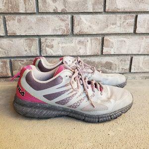 Fila Speedstride memory foam trail running shoes
